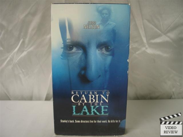 return to cabin by the lake vhs judd nelson ebay